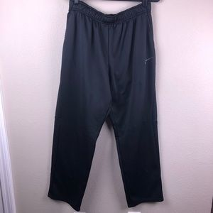 NIKE Black Dri Fit SweatPants XL